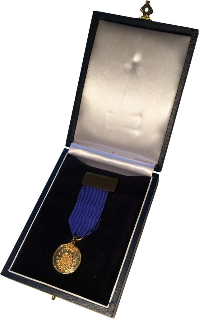 Wearable medal
